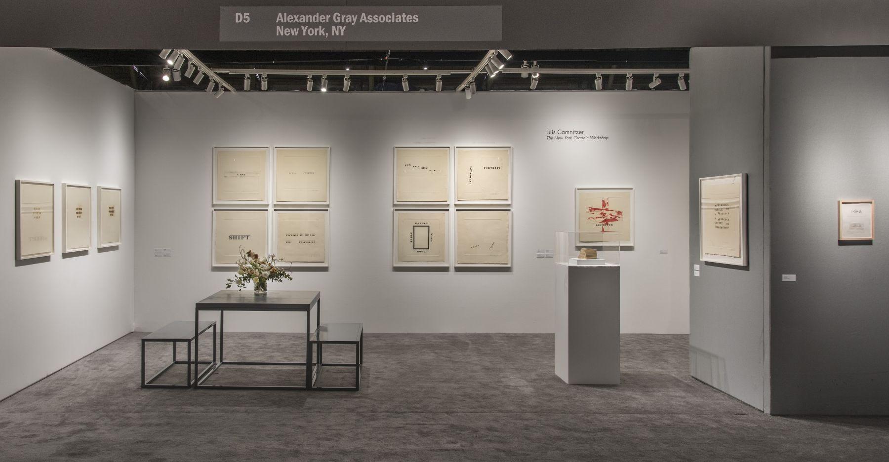 Alexander Gray AssociatesADAA: The Art Show 2017Installation view
