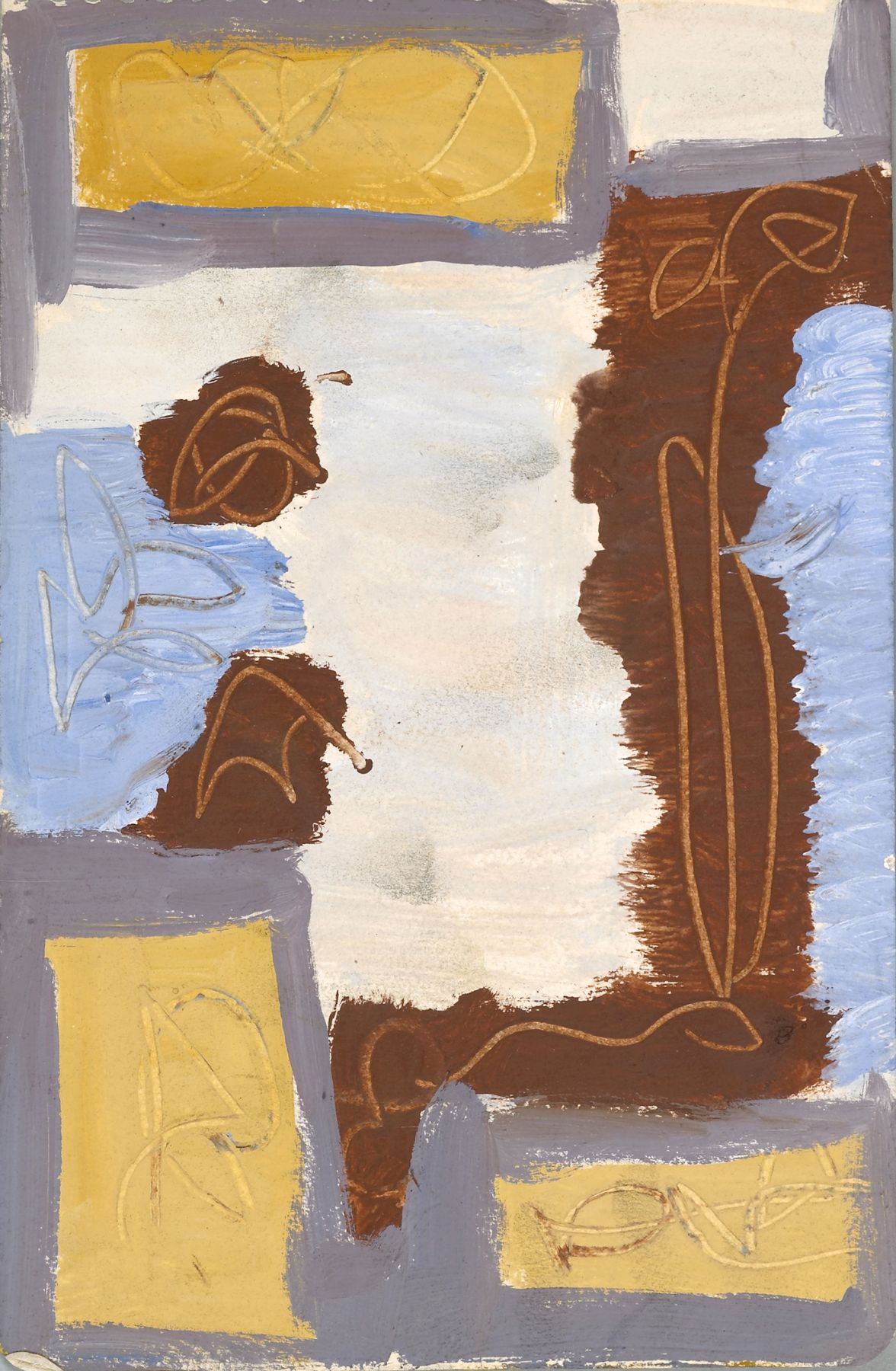 Betty Parsons, Untitled, 1953