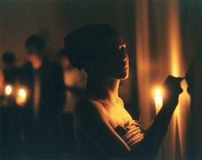 Votos, performance,3rd Annual Performance Festival inOdense, Denmark (1999-2000)