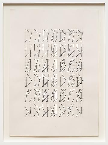 Hassan Sharif; Lines No 3 (2012)