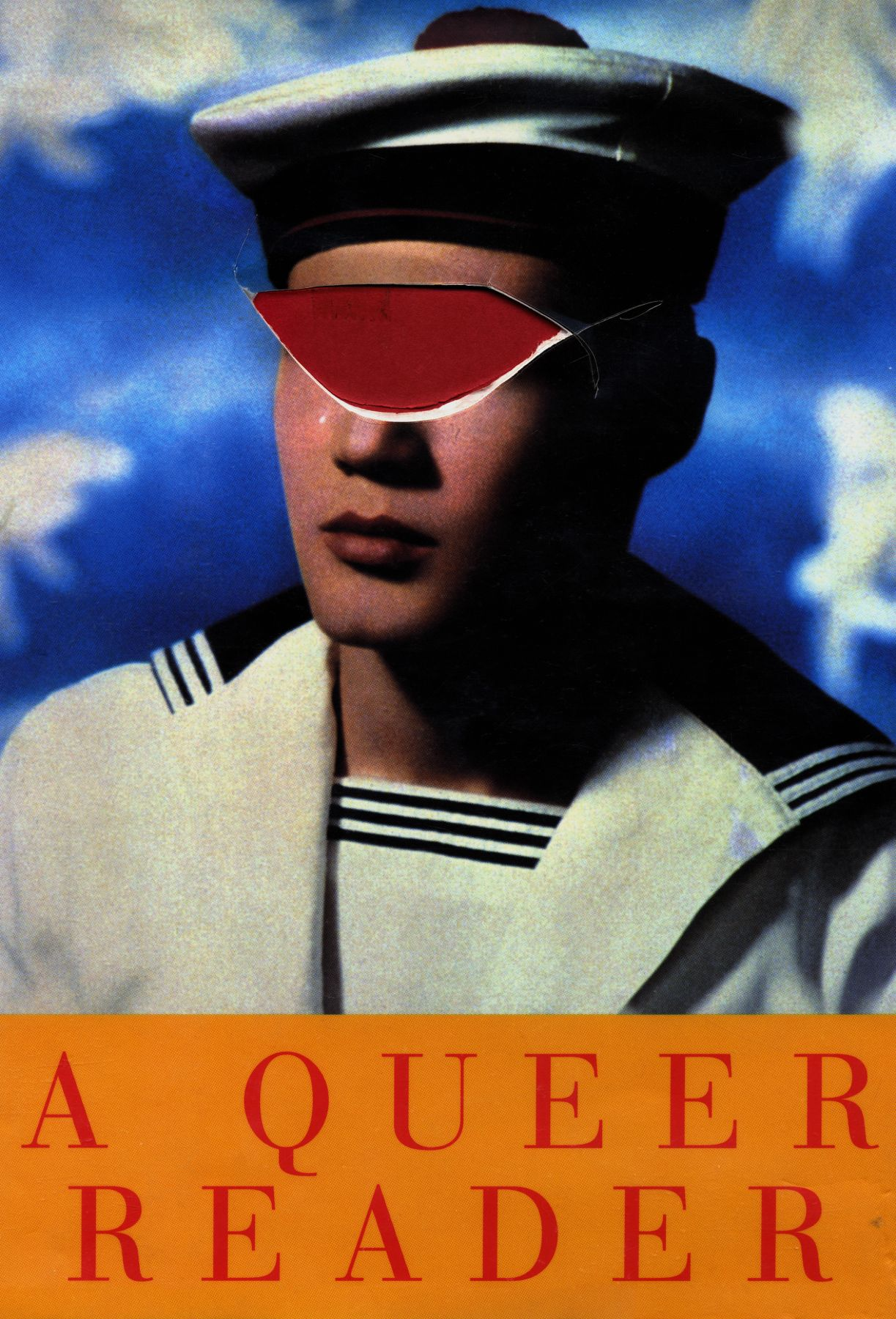 A Queer Reader, 2010, Archival inkjet print on Museo Silver Rag paper