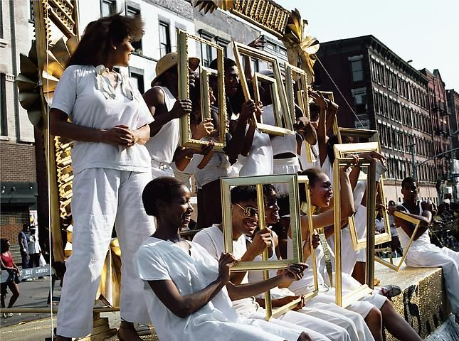 Lorraine O'Grady, Art Is. . . (Troupe with Mile Bourgeoise Noire) (1983/2009)
