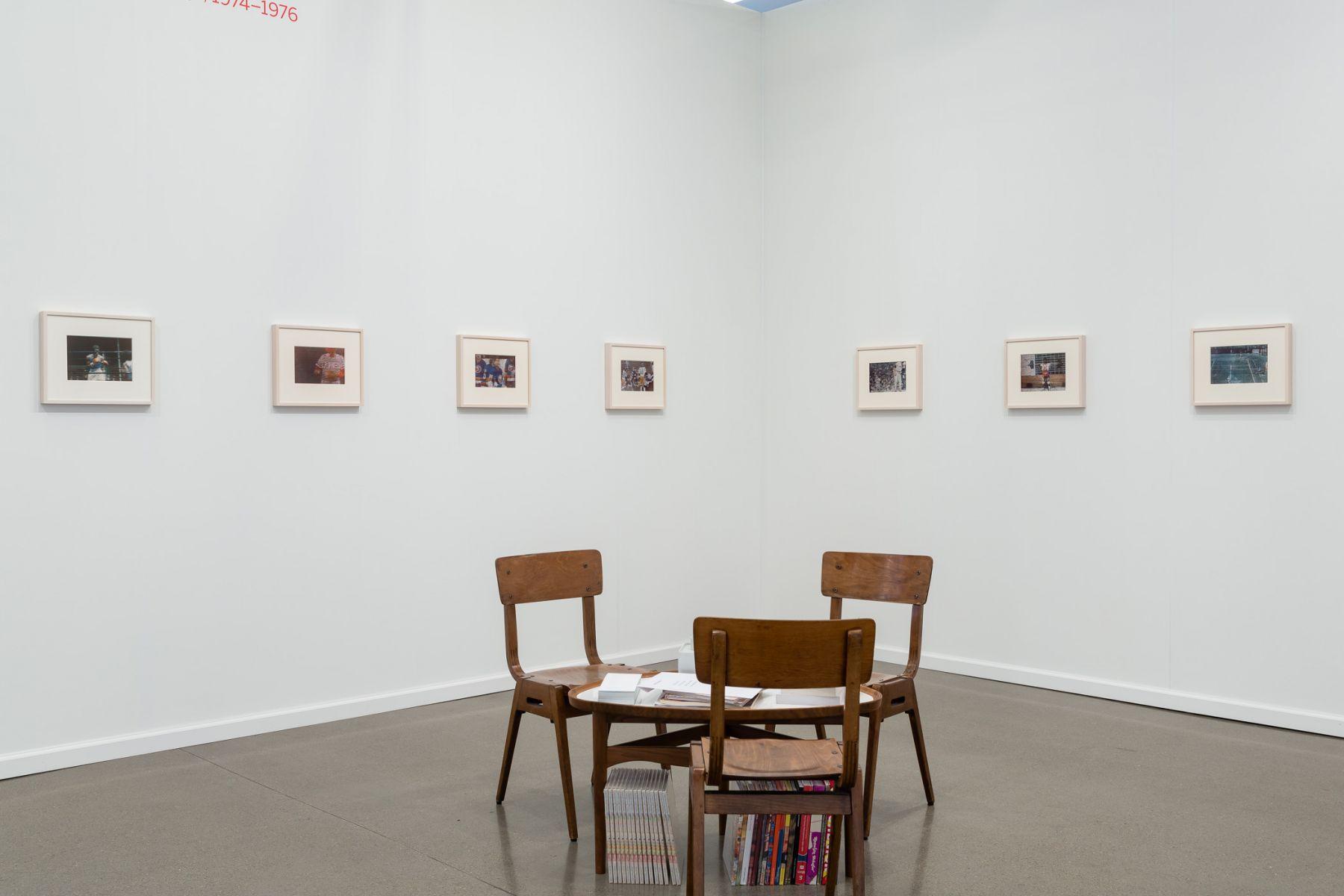 Garth Greenan Gallery at Independent New York, 2017