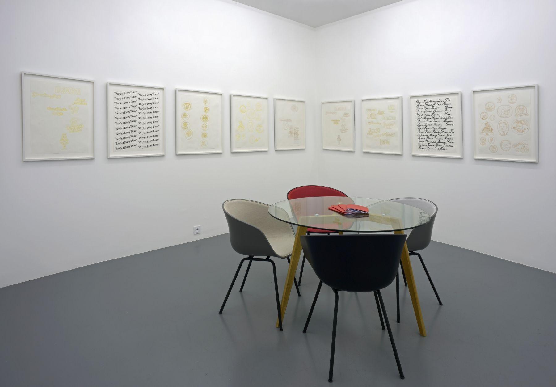 "Valérie Mréjen, ""Roots"", Galerie Anne-Sarah Bénichou, Paris, France, September 6th - October 23rd, 2016, Courtesy Galerie Anne-Sarah Bénichou"