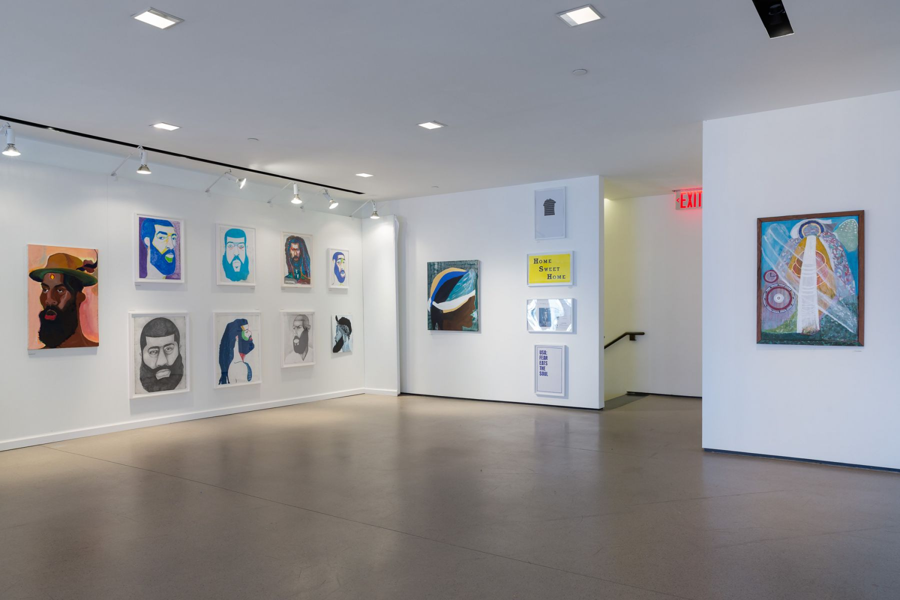 White Columns at Independent New York, 2017