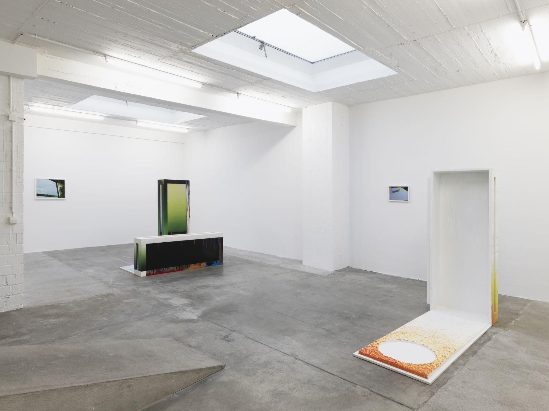 Exhibitionview Dike Blair,LinnLühn2014