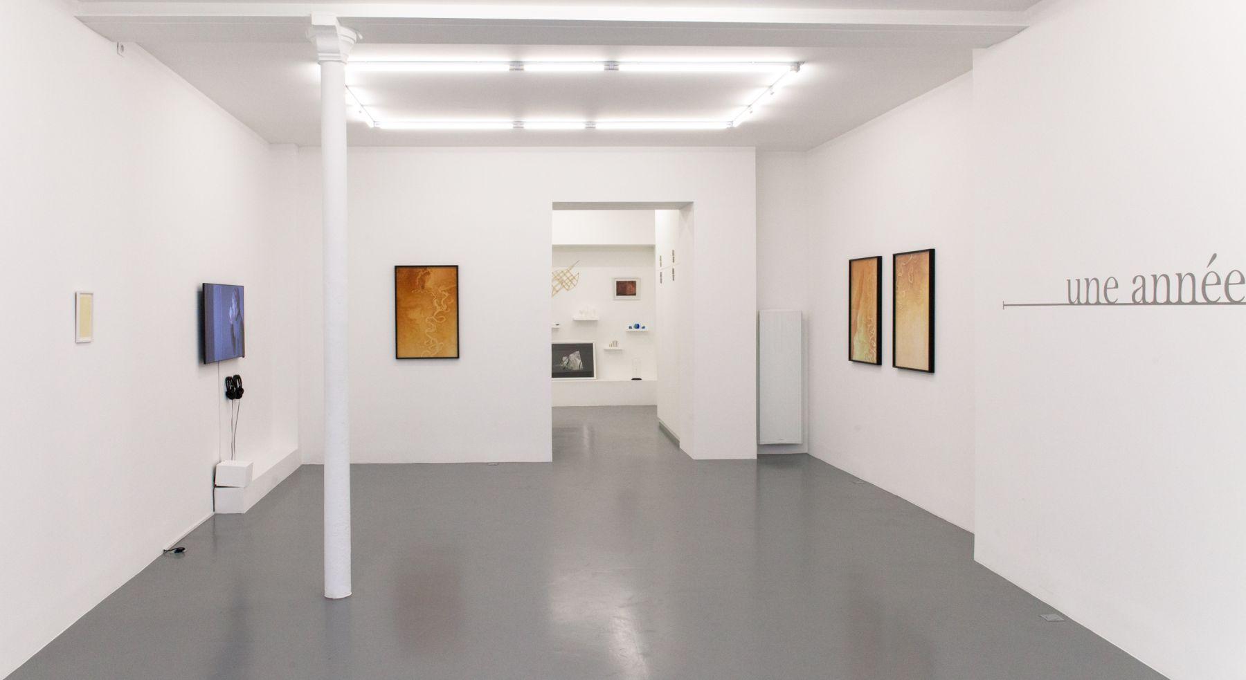 """Julien Discrit, """"Le souvenir des pierres"""", (solo show), Galerie Anne-Sarah Bénichou, Paris, France, May, 21st - July, 23rd, 2016, courtesy Galerie Anne-Sarah Bénichou"""