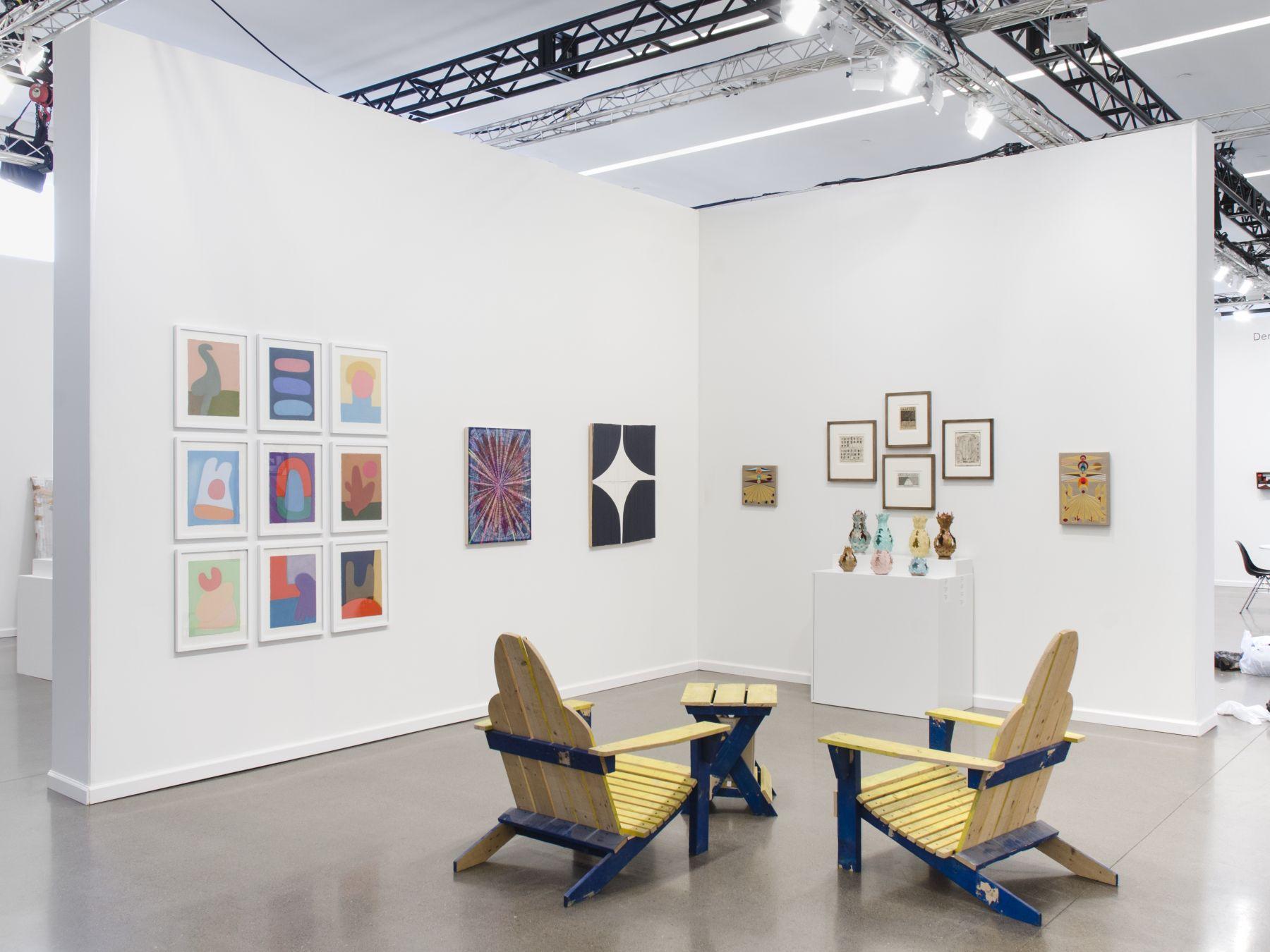 Fleisher/Ollman at Independent New York 2017