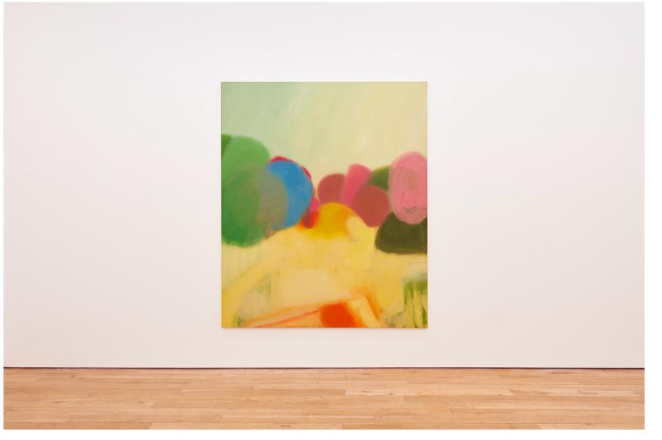 Phoebe Unwin Pregnant Landscape, 2018