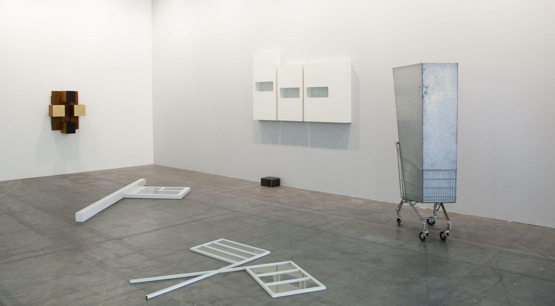Artissima 2017, booth view, Marion Baruch, © Elena Perlino, courtesy Galerie Anne-Sarah Bénichou