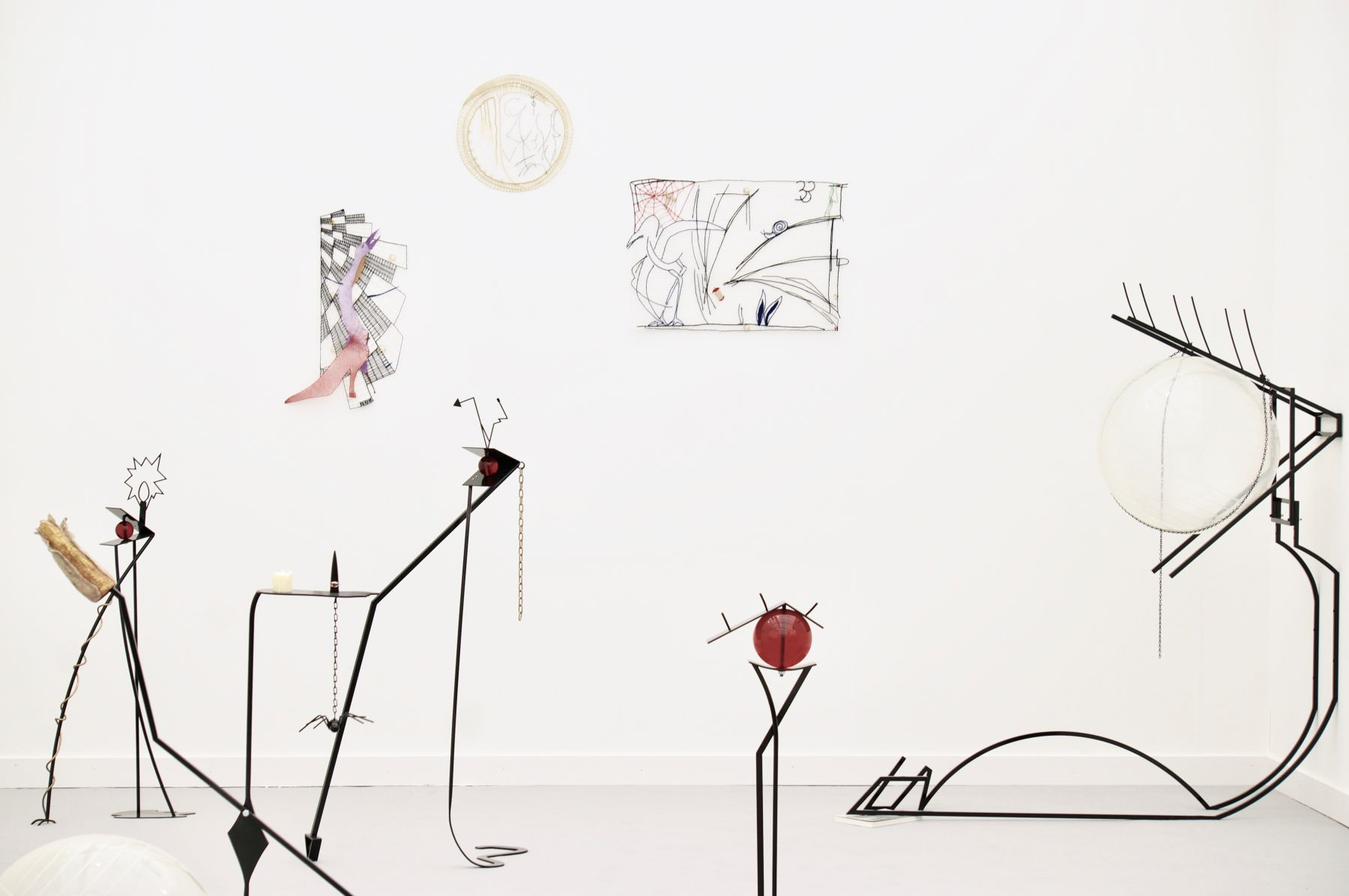 Julie Béna, courtesy of Galerie Joseph Tang