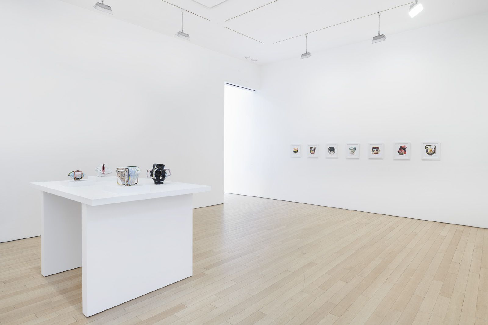 Installation View, Chelsea, 2018.