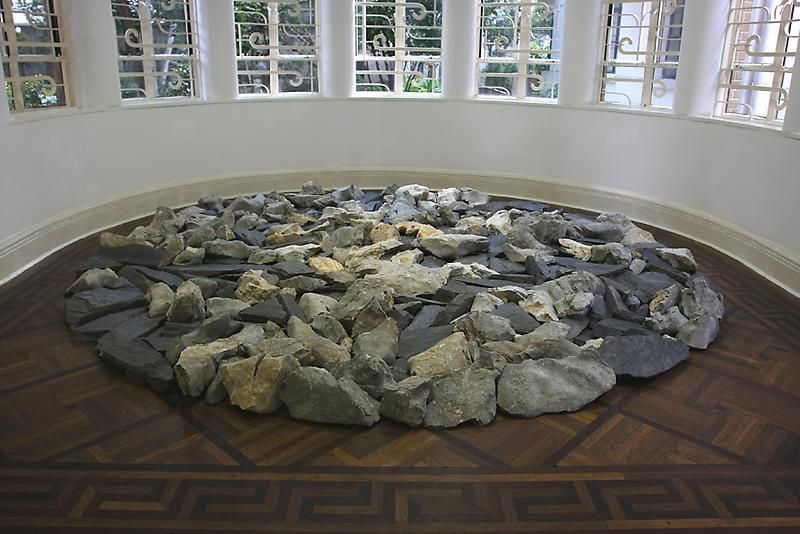 RICHARD LONG 理查德•朗