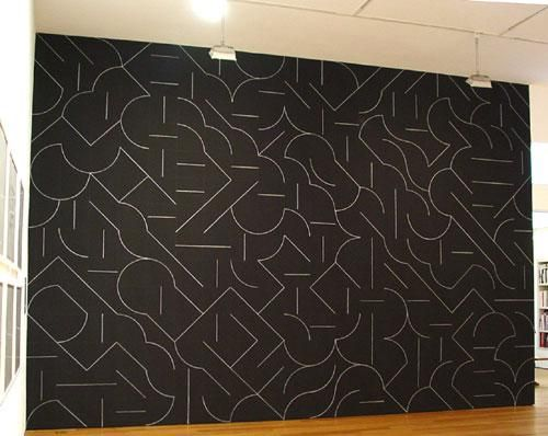 SOL LEWITT Wall Drawing #716, 1993