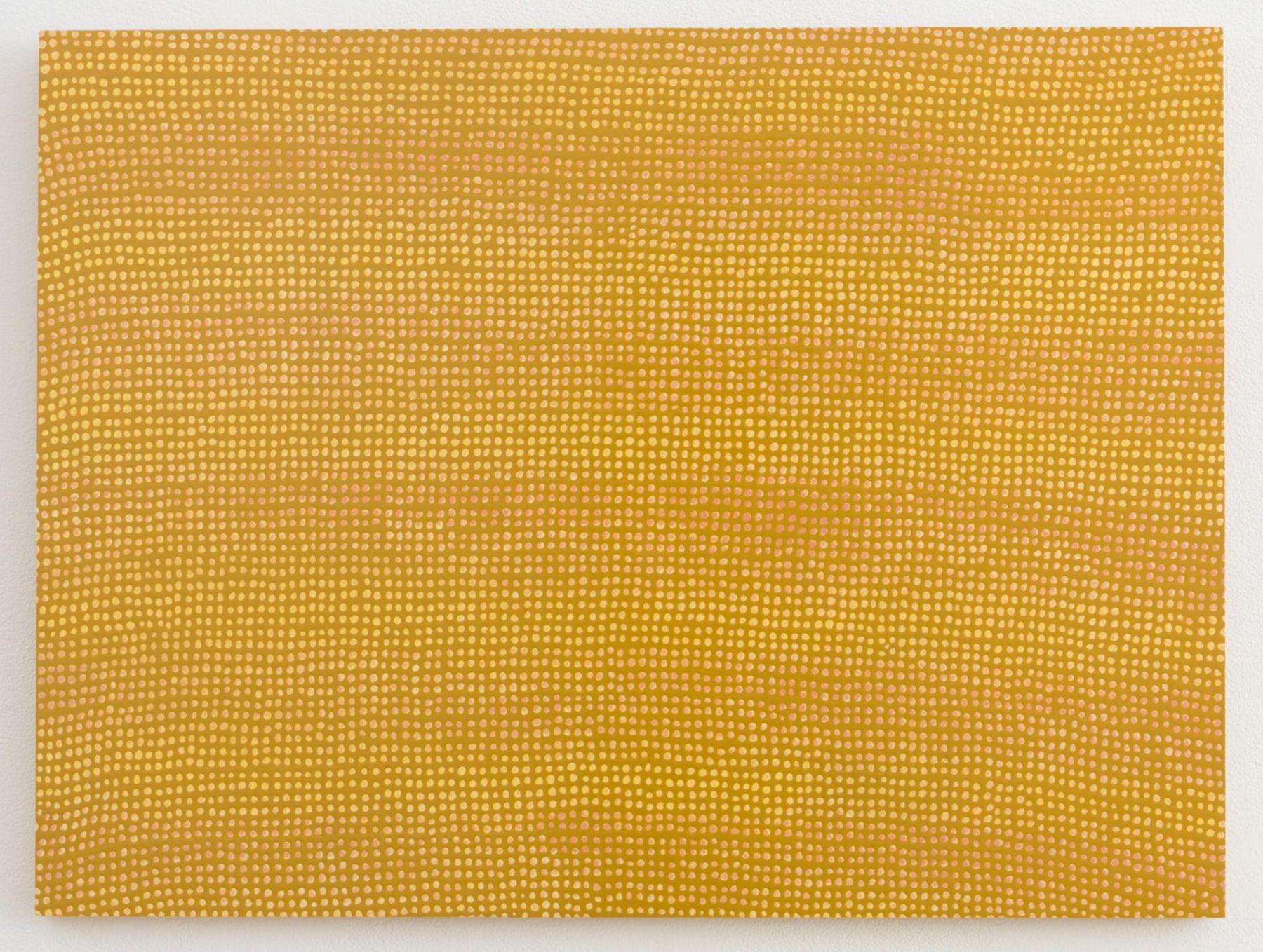 , MICHELLE GRABNERKitchen Brown,1998Enamel on panel17 3/4 x 23 3/4 in. (45.1 x 60.3 cm)