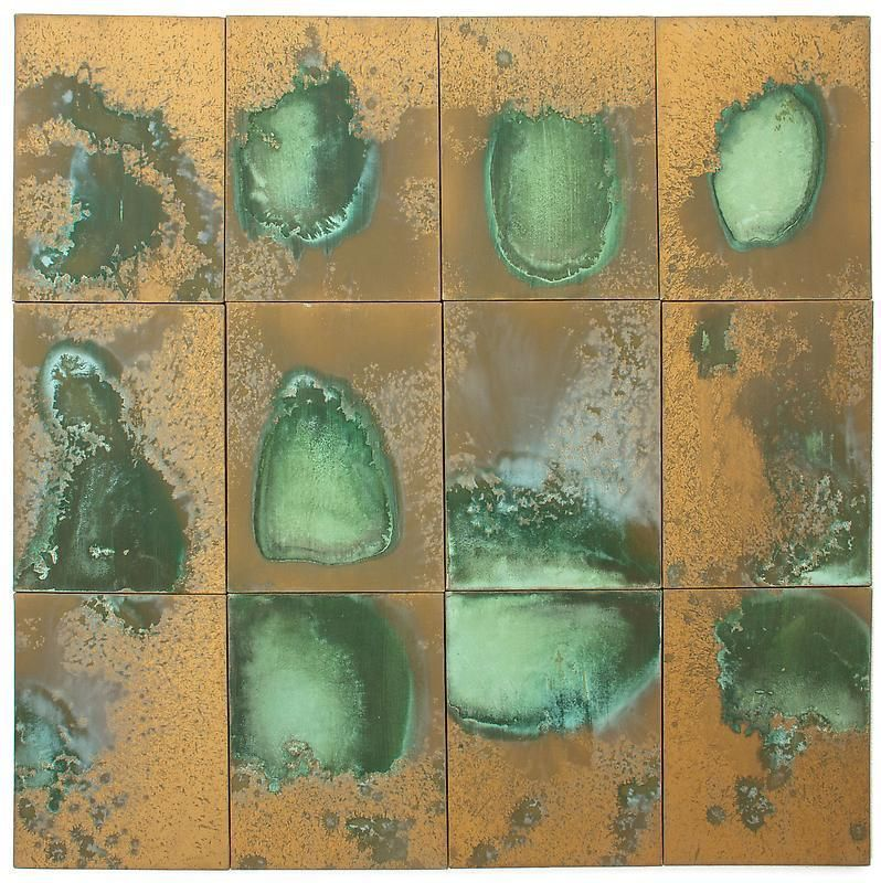 ANDY WARHOL Oxidation Painting