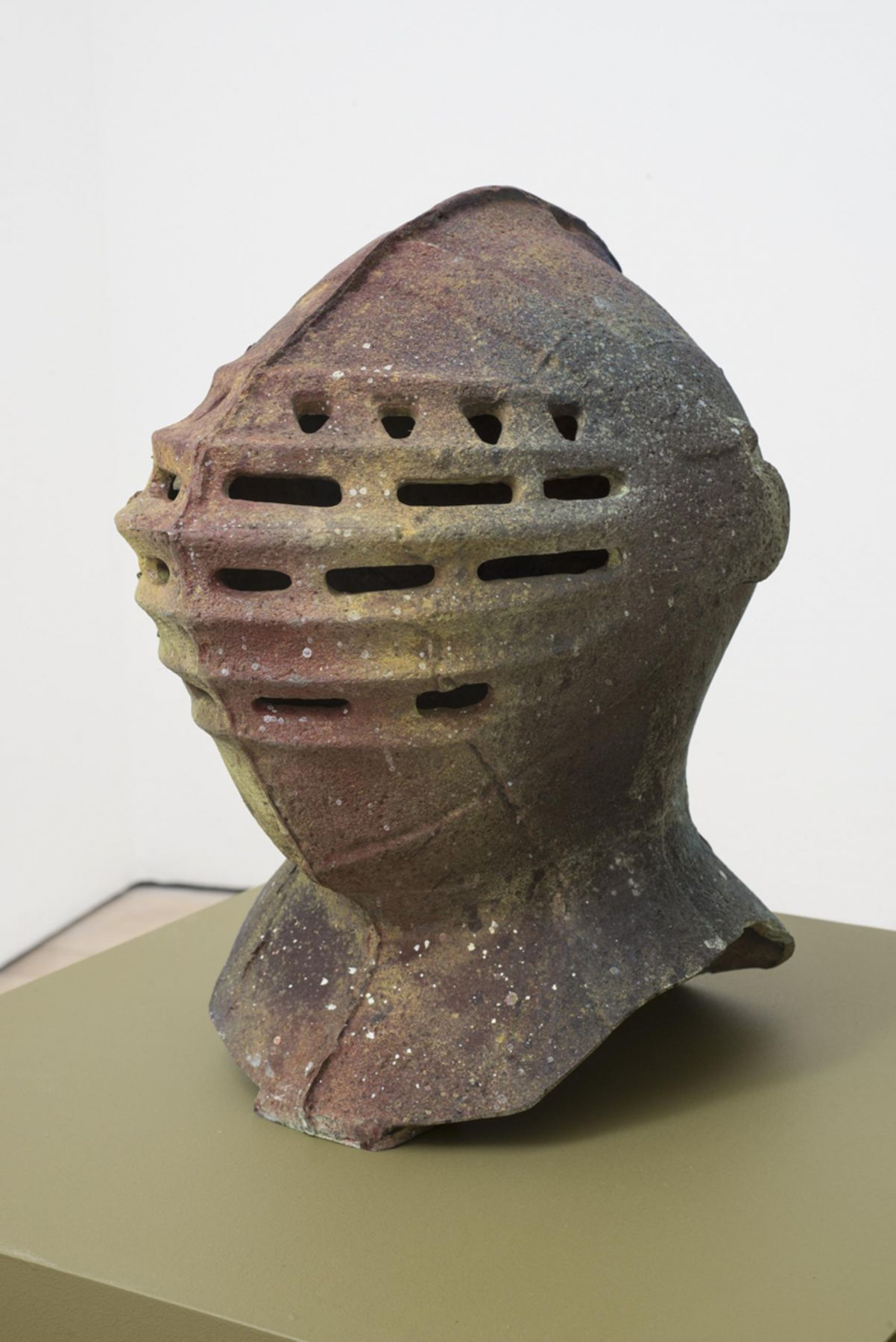 , FOLKERT DE JONG King's Ransom, 2014 Patinated bronze 14 1/2 x 10 1/2 x 12 1/2 in. (36.8 x 26.7 x 31.8 cm) Edition of 3