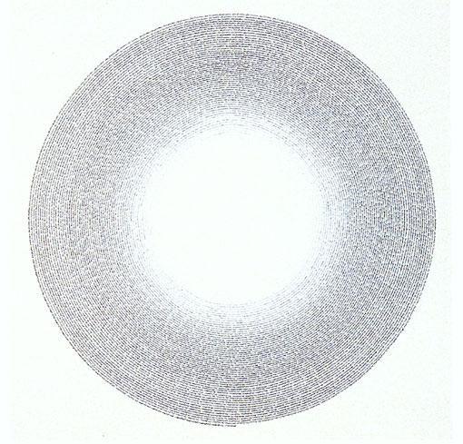 TOM FRIEDMAN Untitled (Signature), 1990