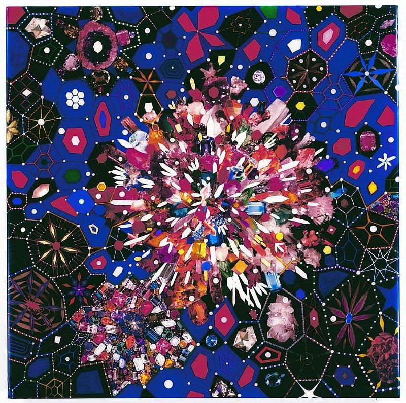FRED TOMASELLI Geode, 2006