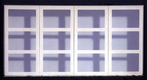 GERHARD RICHTER Fenster Window, 1968