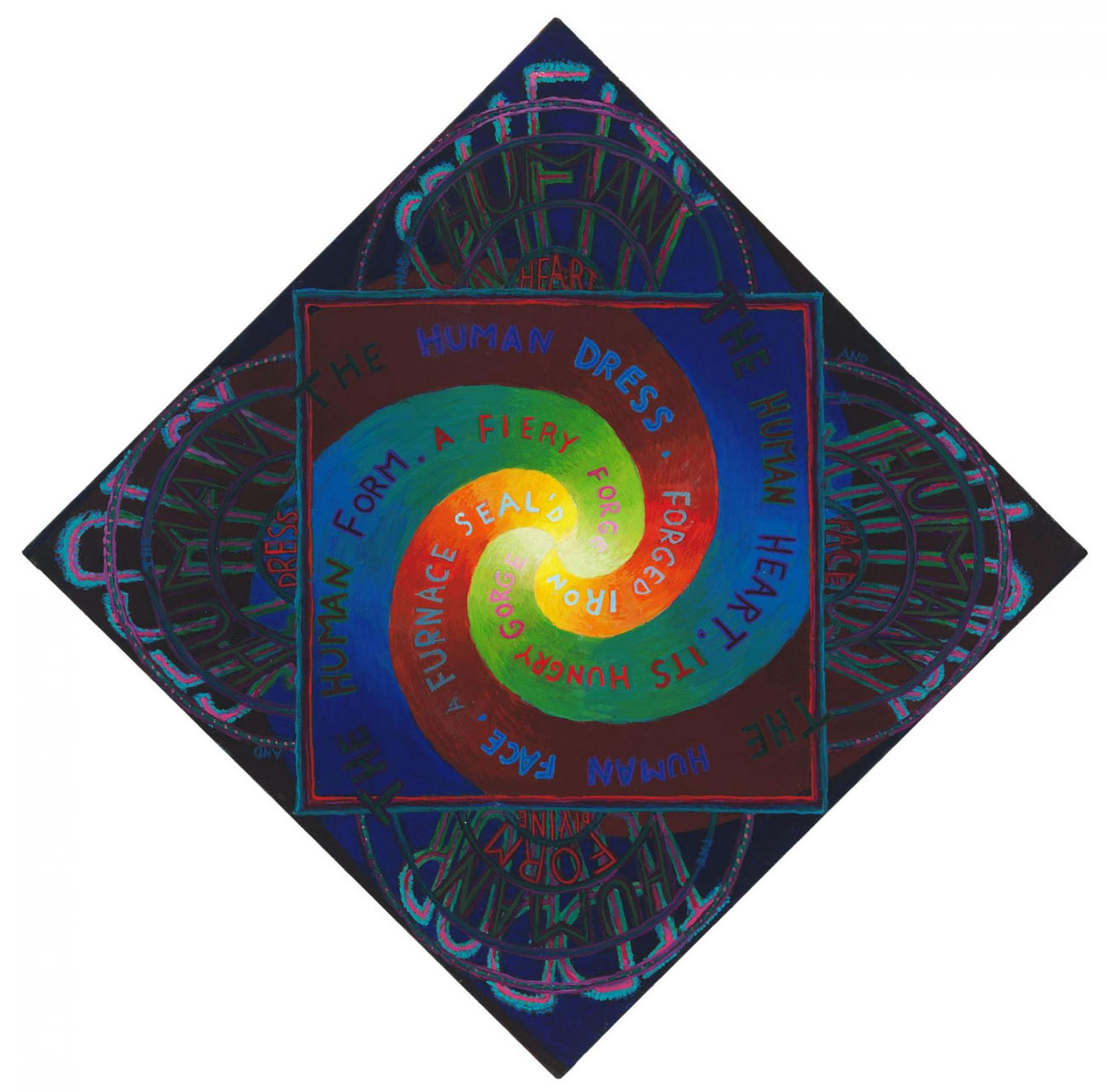 PHILIP HANSON A Divine Image: Seraphim (Blake)