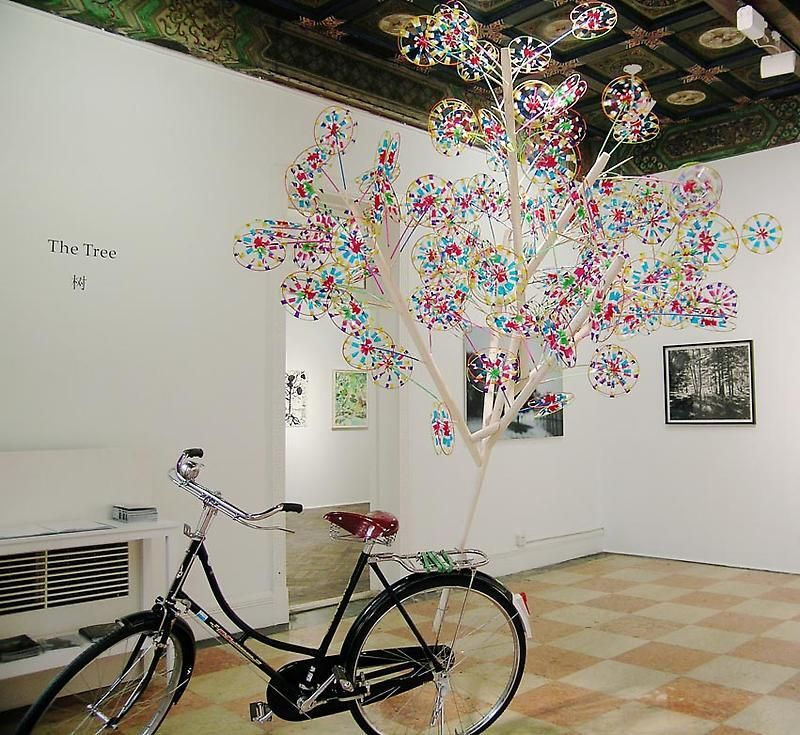 MICHAEL LIN Money Tree (Ever green), 2009