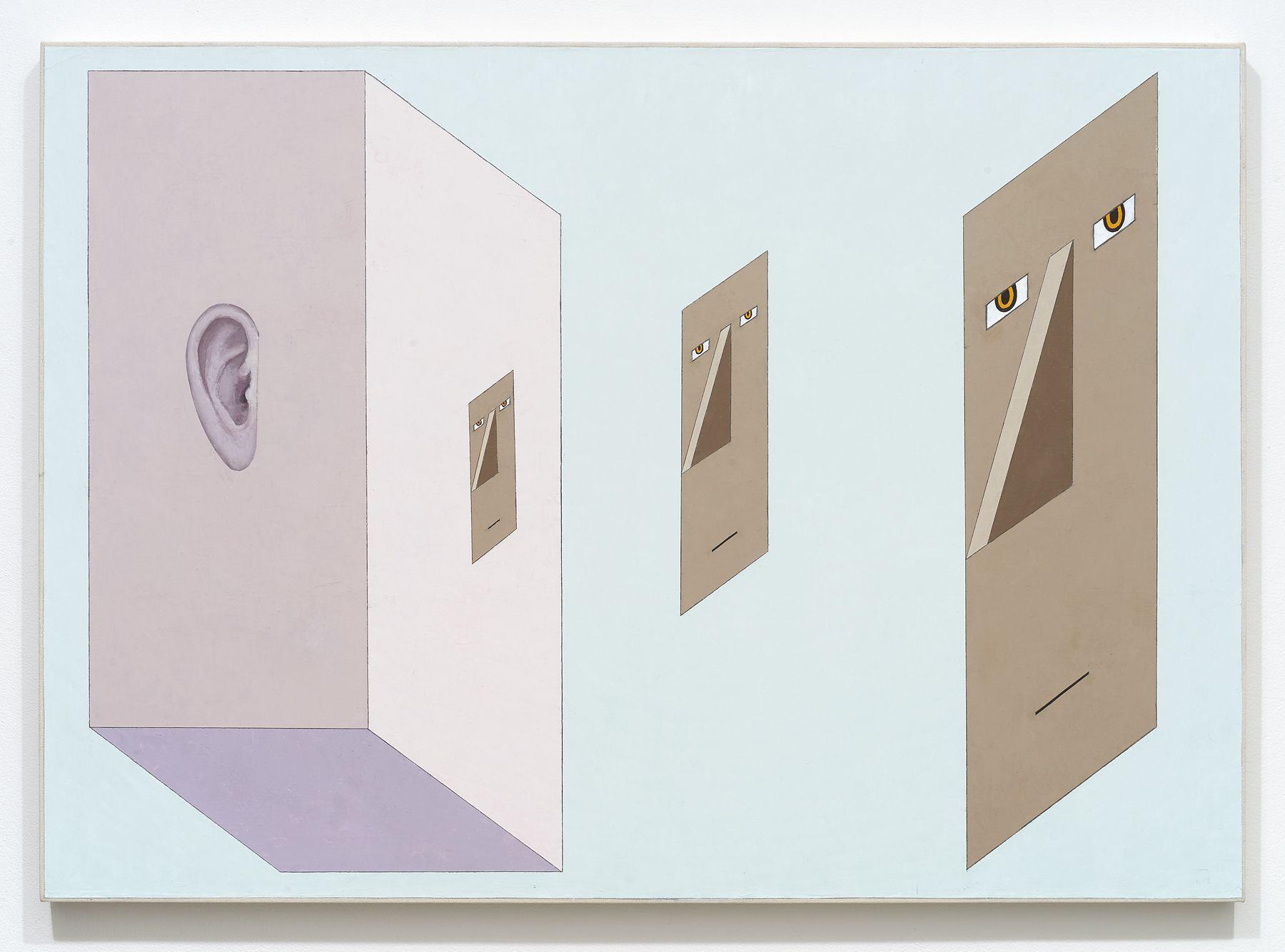 MERNET LARSEN, Conversation, 2012