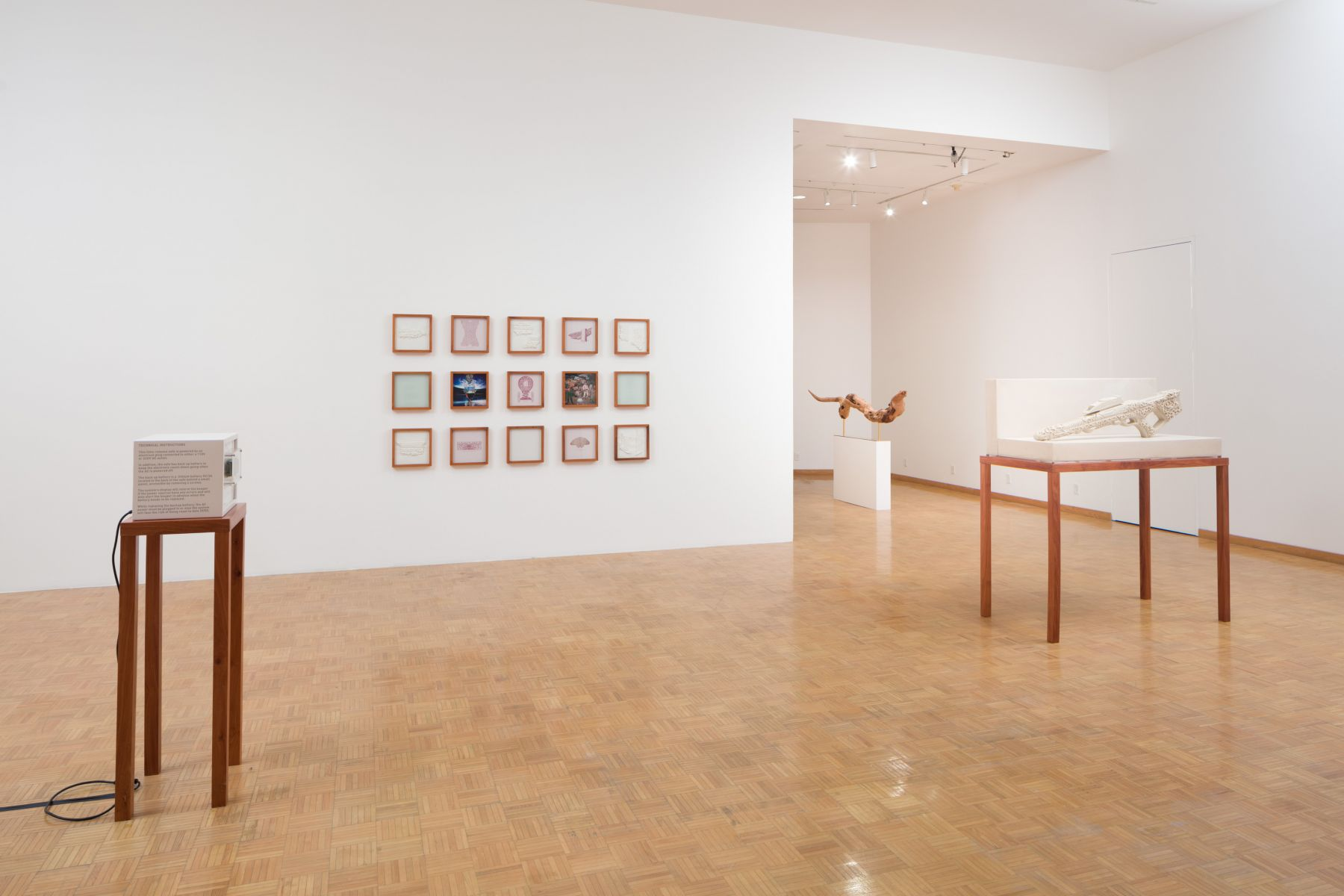Installation view, The Propeller Group, Luckman Gallery, Los Angeles, CA, December 1, 2018 - March 9, 2019
