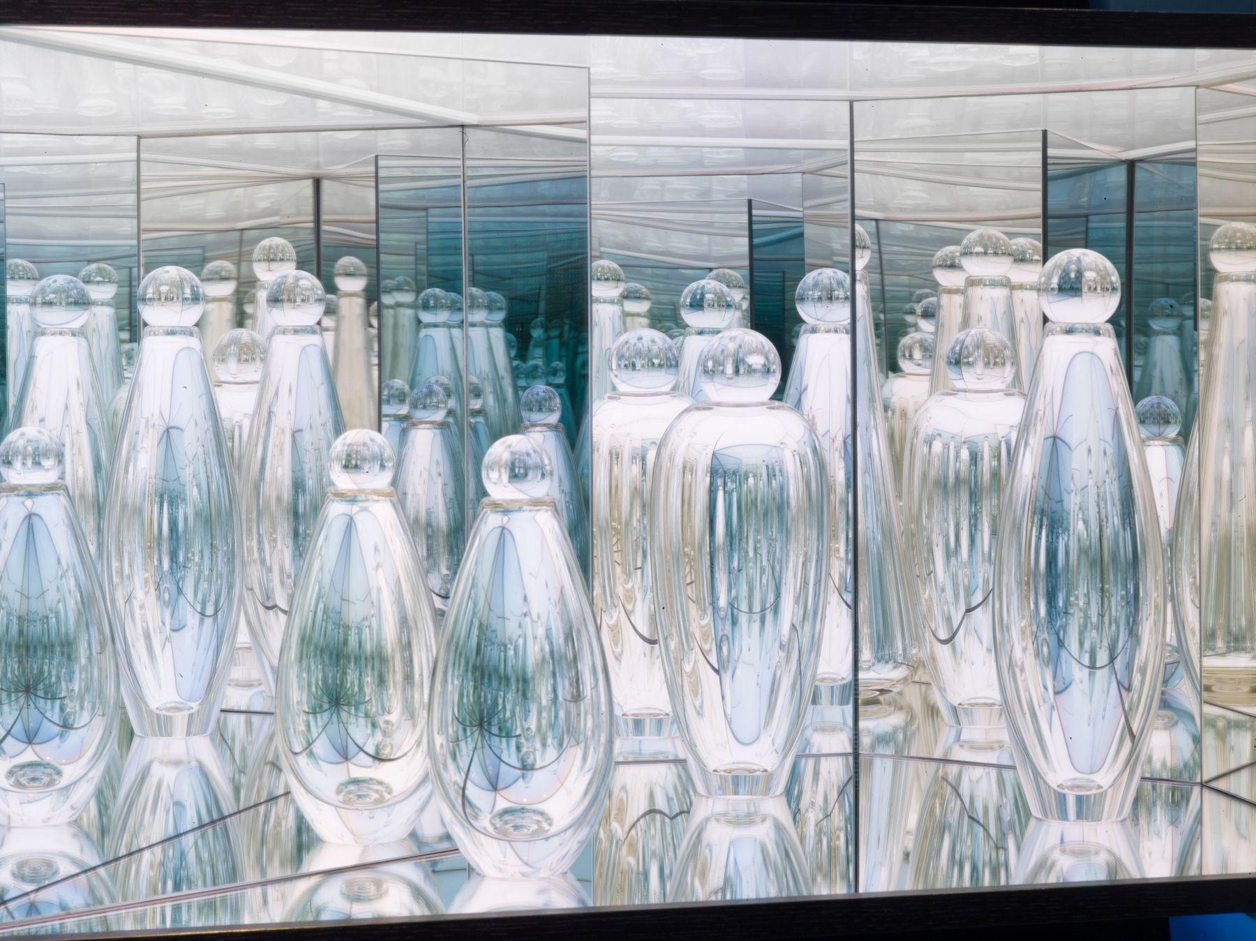 JOSIAH MCELHENY Detail: Three Twilight Labyrinths