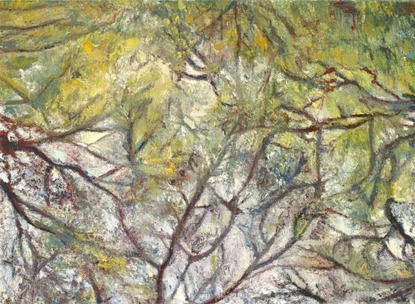KEITH MAYERSON Oak Canopy, 2007