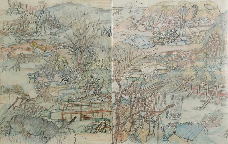 YUN-FEI JI Untitled, 2008