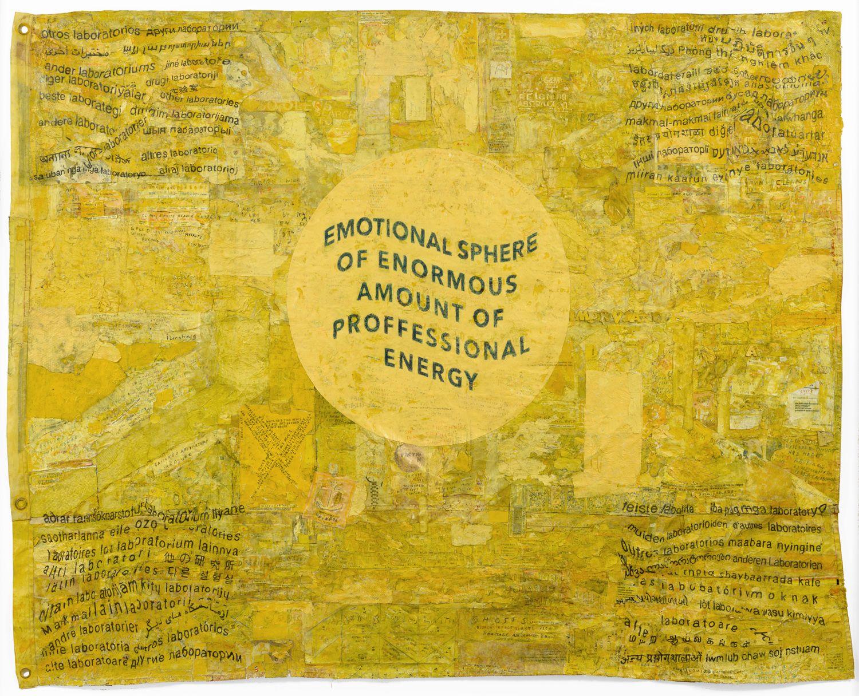 SIMON EVANS™, Yellow Flag