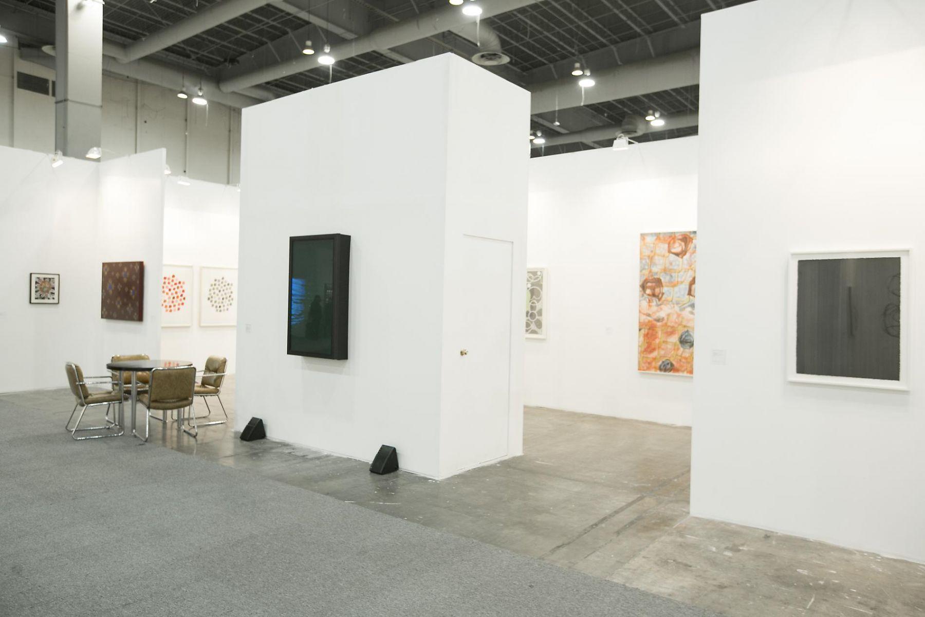 , Zona Maco México Arte ContemporáneoInstallation view, 2014