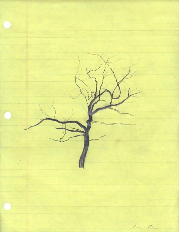 ROXY PAINE Untitled [Study for Palimpsest Tree], 2006