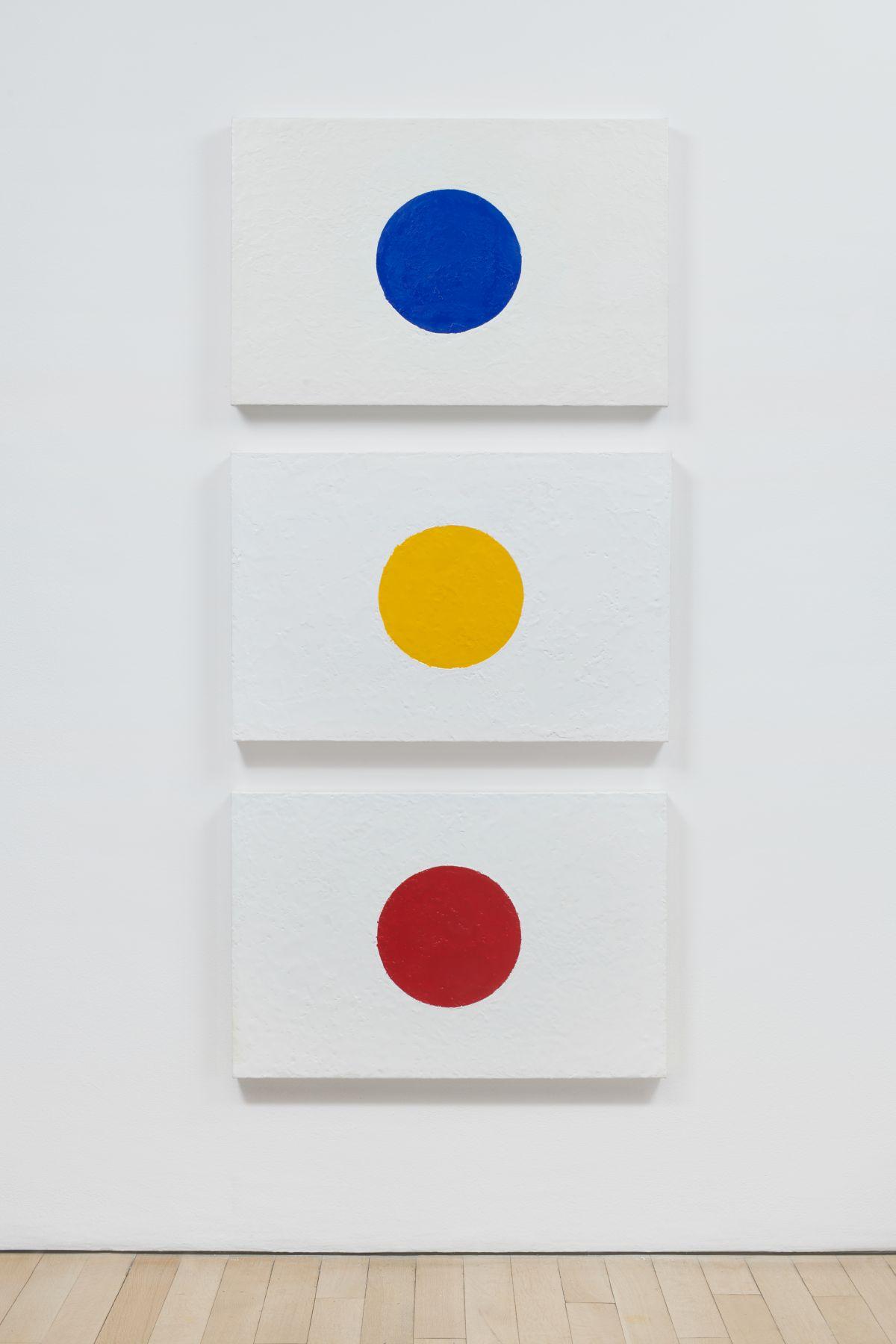 BYRON KIM 누가 빨강, 노랑, 파랑을 무서워하는가? (Who's Afraid of Red, Yellow and Blue?)