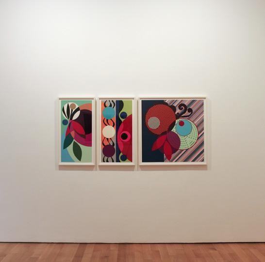 BEATRIZ MILHAZES Pimeta Vermelha (Red Pepper), 2009