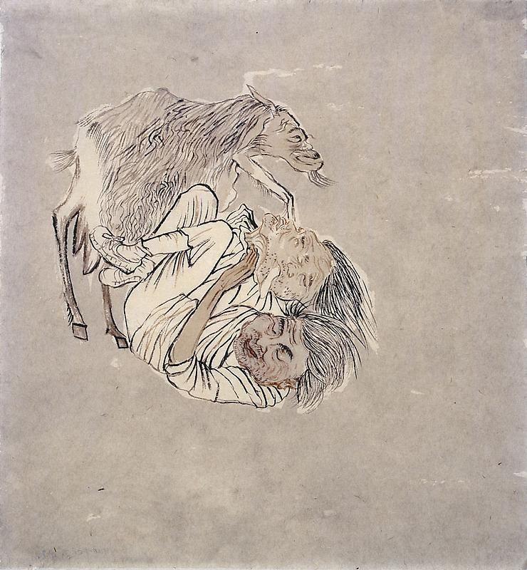 YUN-FEI JI The Goat Demon, 2009