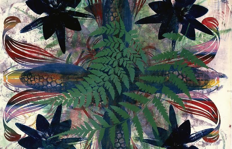 PHILIP TAAFFE Untitled [detail],1997