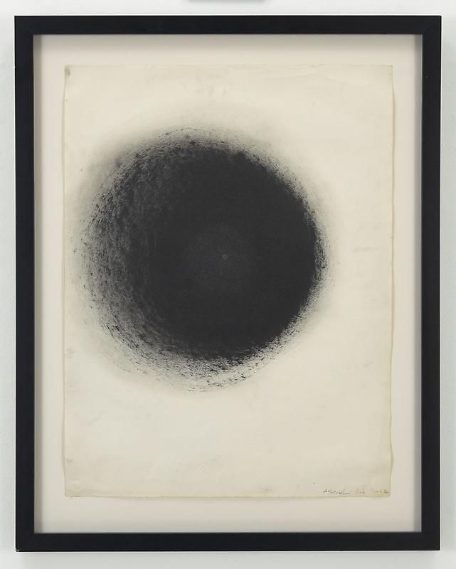 ALDO TAMBELLINI The Seed 13, from the Black Seed of Cosmic Creation Series, 1962