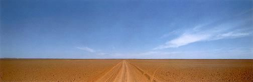 WIM WENDERS Dust Road, West Australia