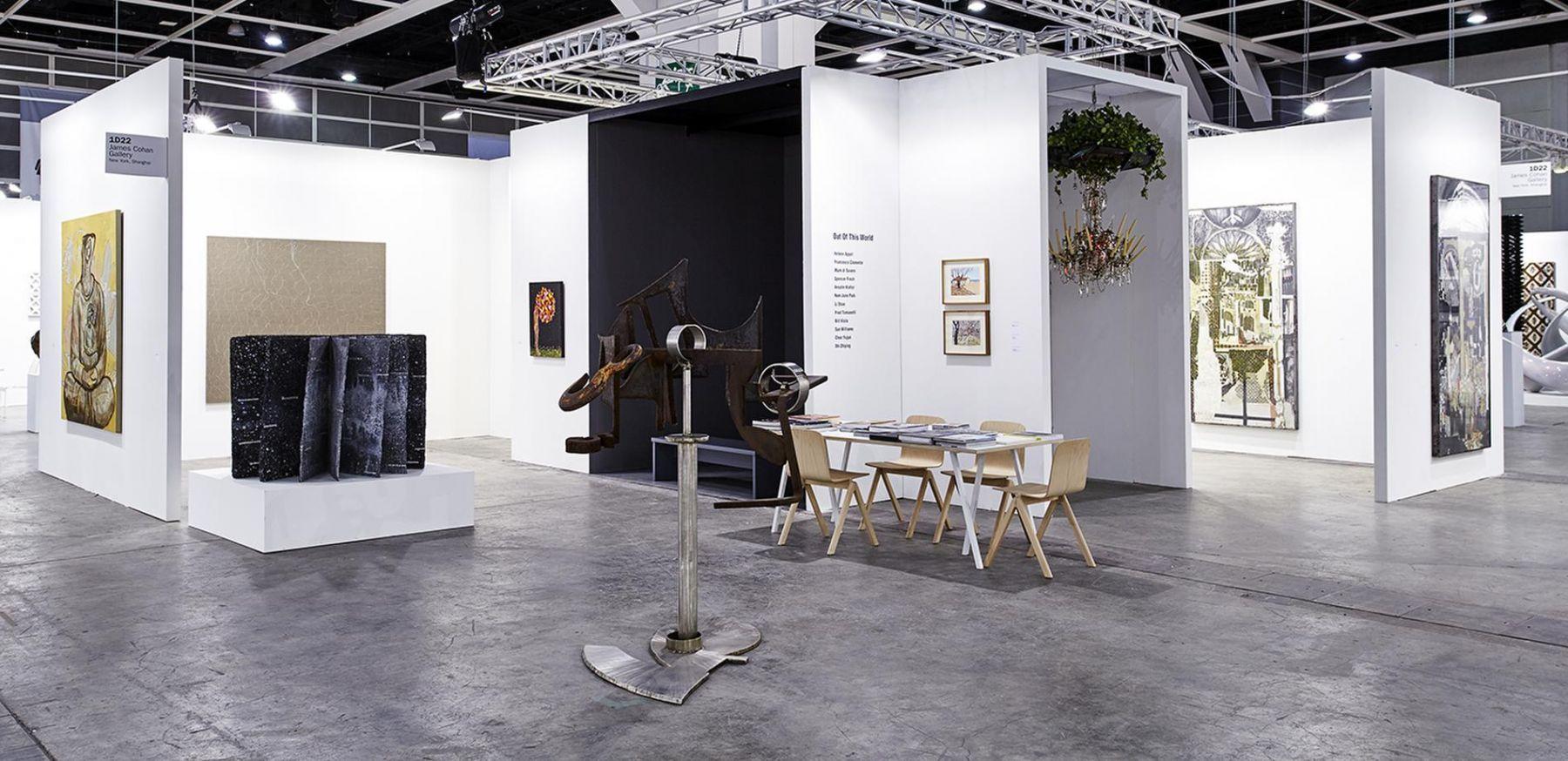 , Art Basel Hong Kong Installation view 2015