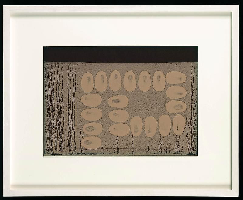 RICHARD LONG Untitled 无题, 2006
