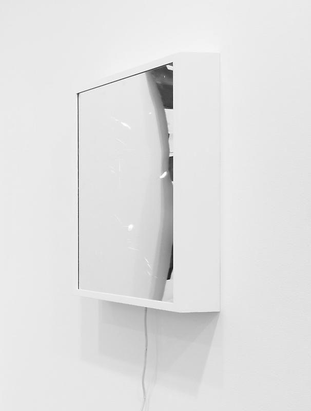 VIRGINIA OVERTON Untitled (Mirror)