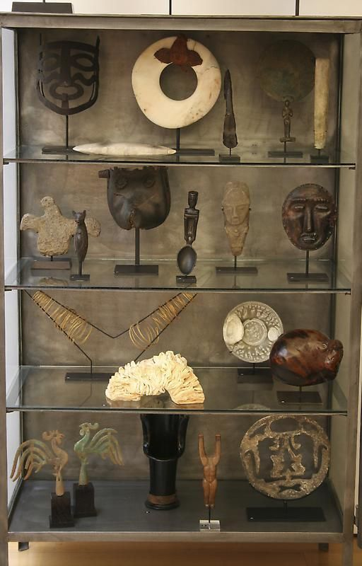 Cabinets of Curiosity