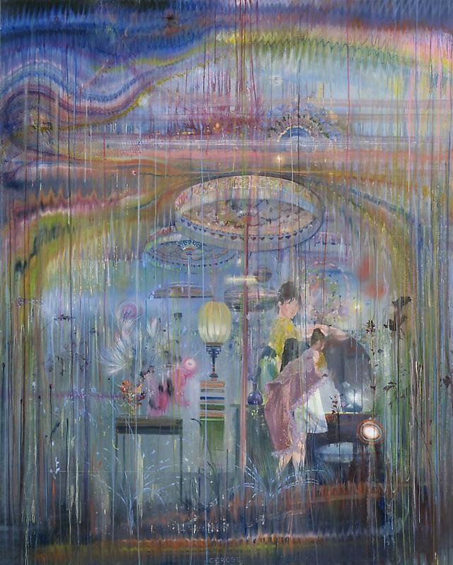 MANFREDI BENINATI Untitled (Cerese), 2007