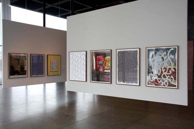 5th Berlin Biennial for Contemporary Art, Neue Nationalgalerie, Berlin
