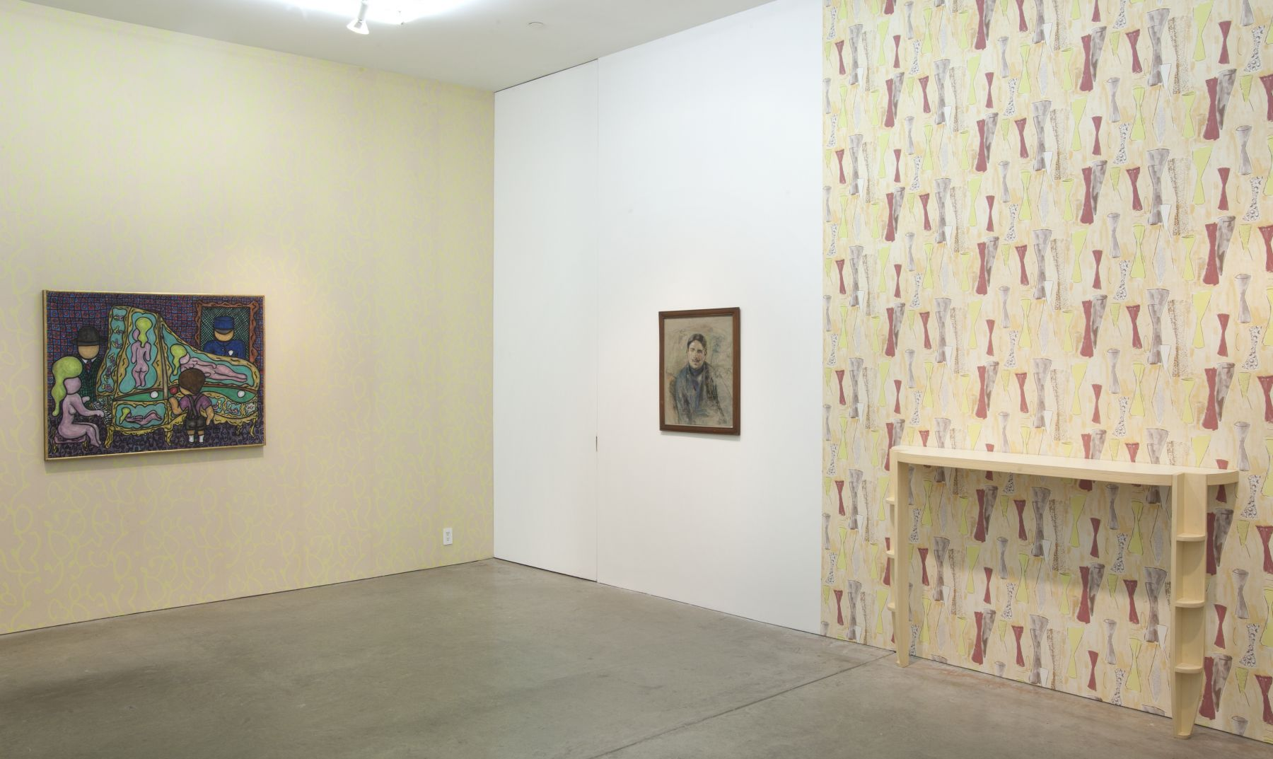 Interiors, Andrew Kreps Gallery, New York