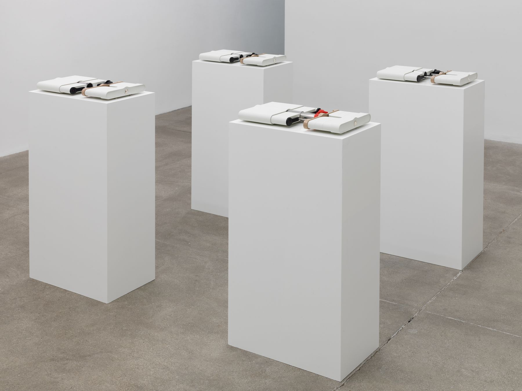 Camille Blatrix/Franco Vaccari, Andrew Kreps Gallery, New York, April 13 - May 13, 2017