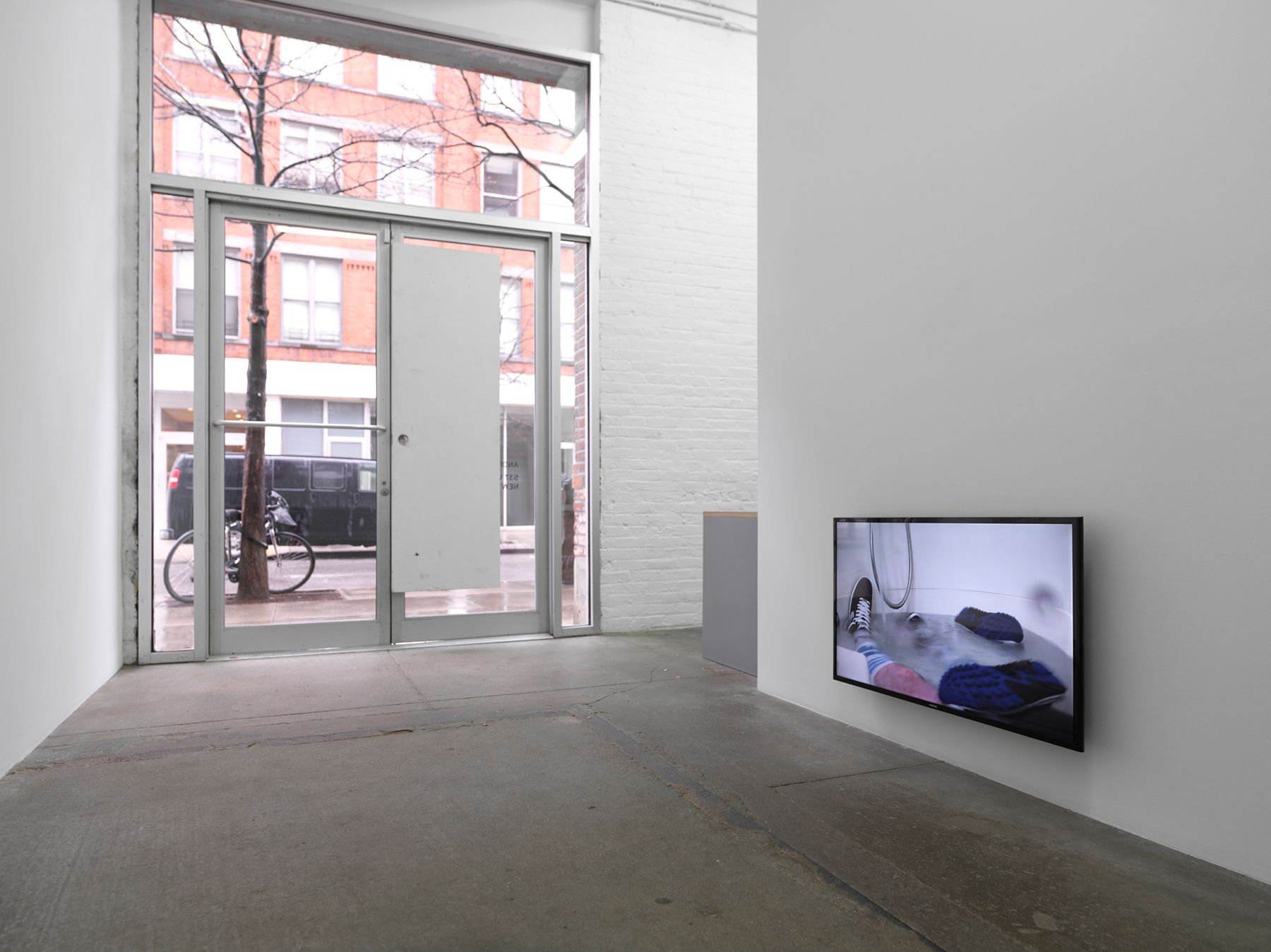 Andrew Kreps Gallery, New YorkMarch 31 - May 7, 2016