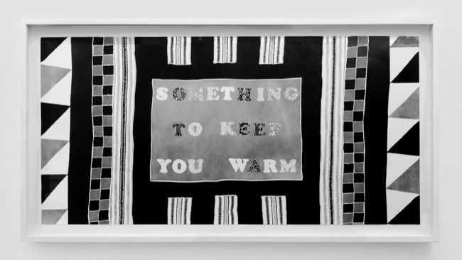 Andrea Bowers Something to Keep You Warm, 2007